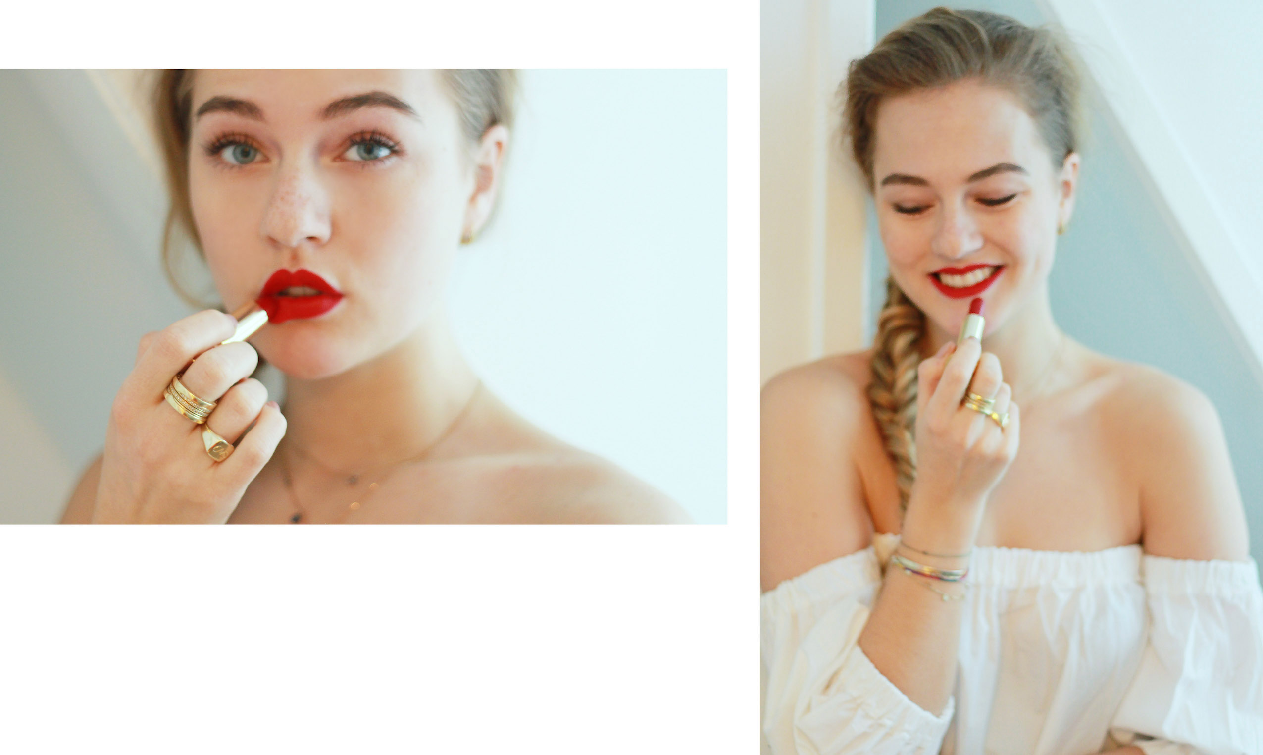 HOW TO CREATE THE PERFECT RED LIP