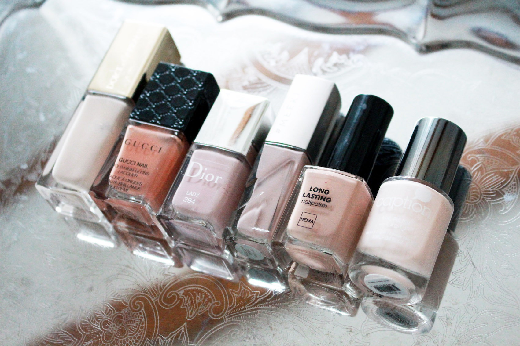 Floortjeloves.com - MY FAVORITE NEUTRAL NAIL POLISHES