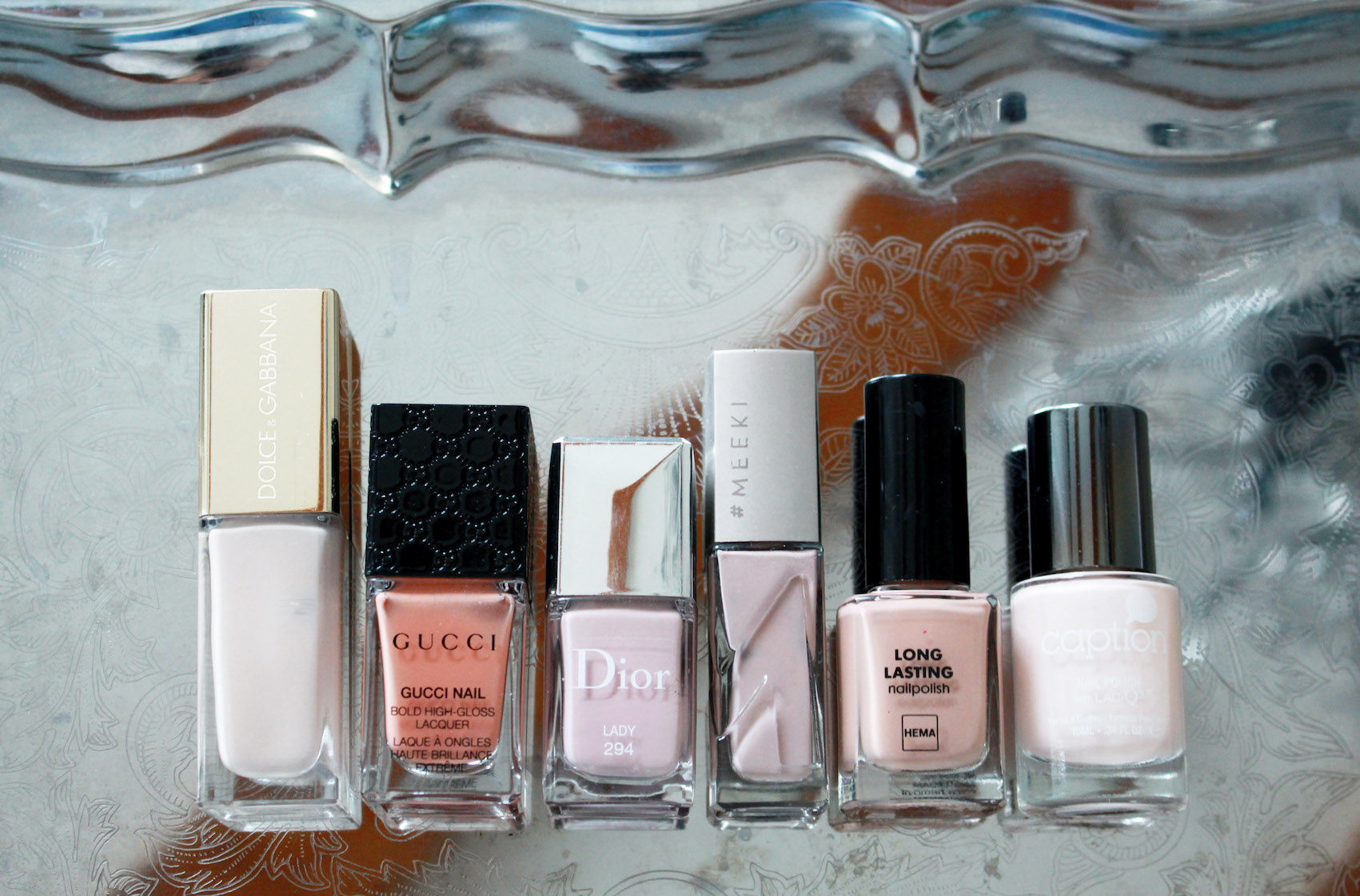MY FAVORITE NEUTRAL NAIL POLISHES