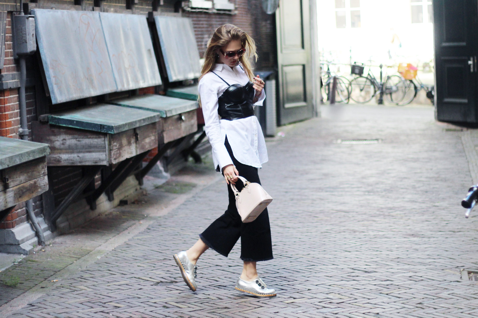 floortjeloves, how to, how to wear, how to wear the bustier trend, bustier, trend, bustier trend, agl, louis vuitton alma, river island, louis vuitton, louis vuitton alma bb, H&M, choies
