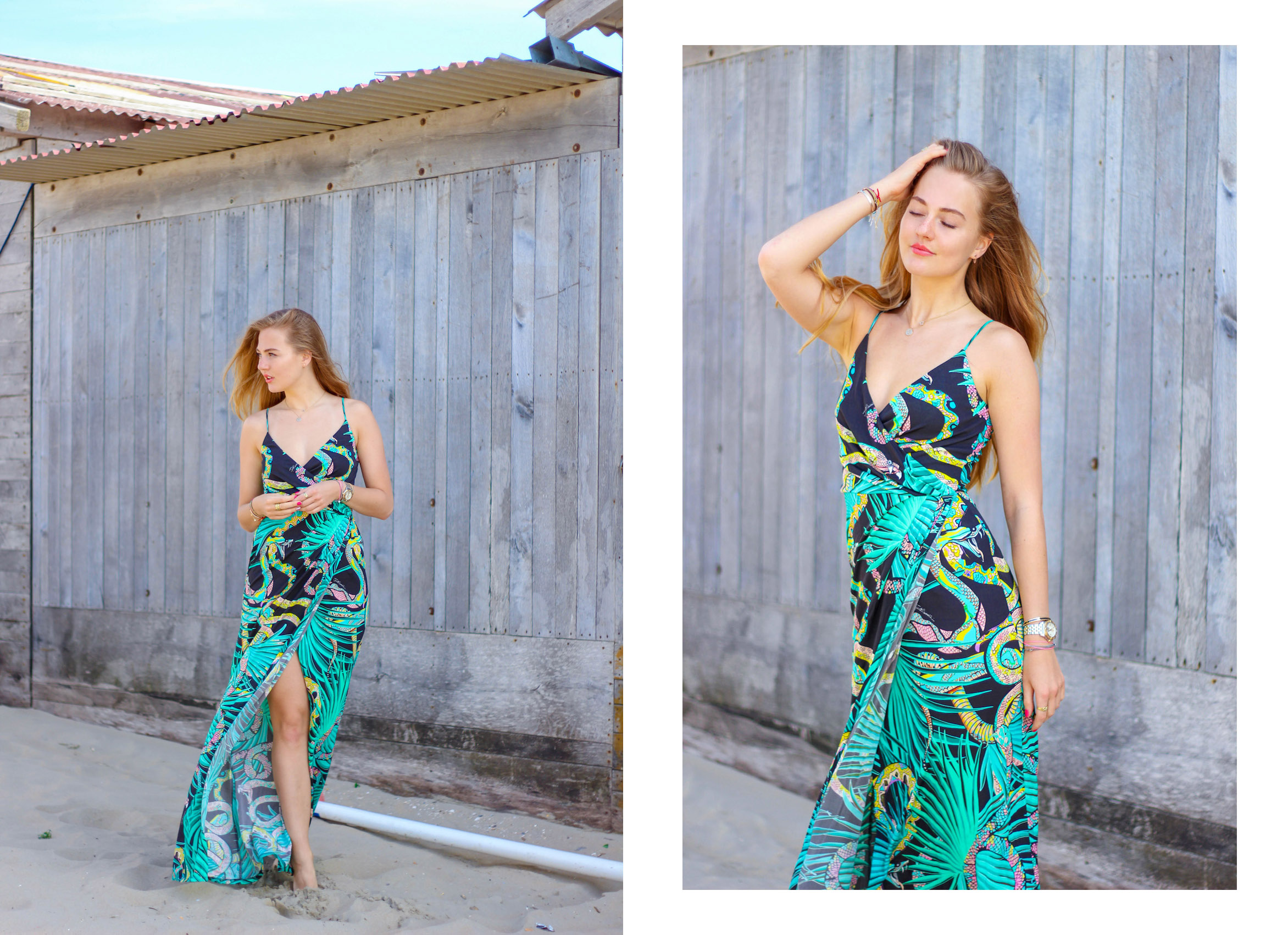 floortjeloves, what to wear, what to wear during a day at the beach, superega, colourful rebel, beach life, beachlife, summer, beach, bikini, swimwear, roberto cavalli, ATF, HEMA, superdry, de skihut, skihut,