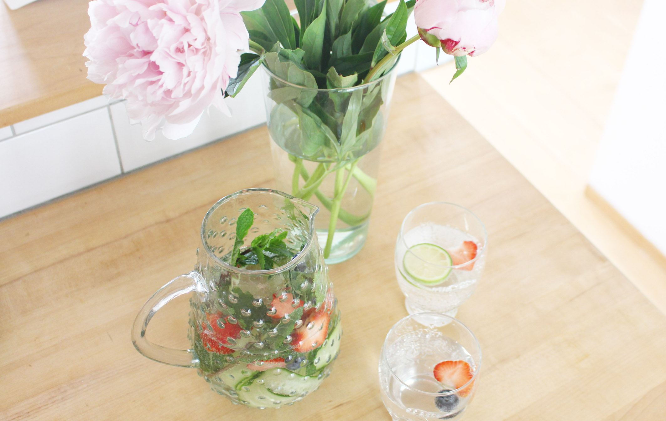 floortjeloves, recipe, sparkling water, sparking summer water recipe, sparking summer water, cookinglife, sodastream, cooking life