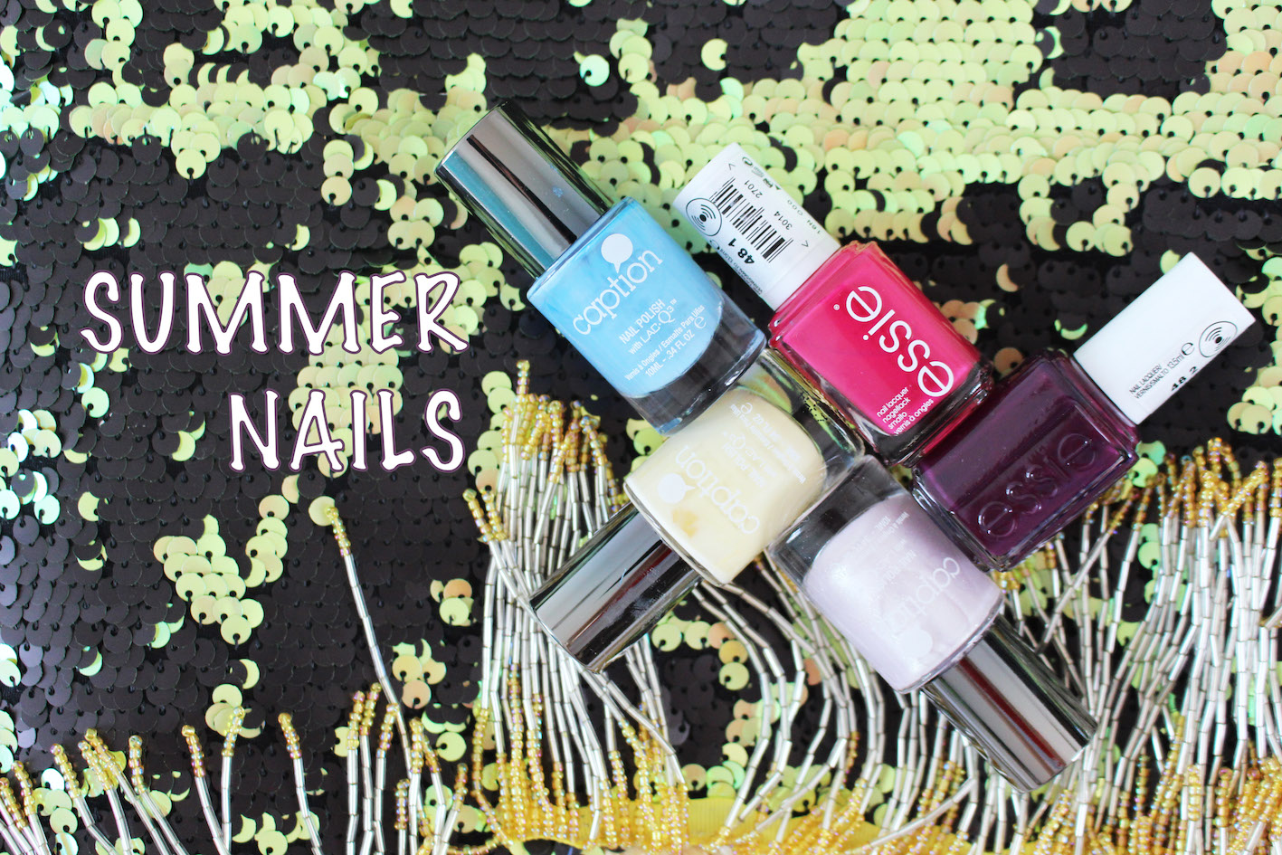 floortjeloves, summer essentials, summer 2017 essentials, sisley, ganier, ysl, chanel, essie, caption, estee lauder, mua, L'occitane, eos,