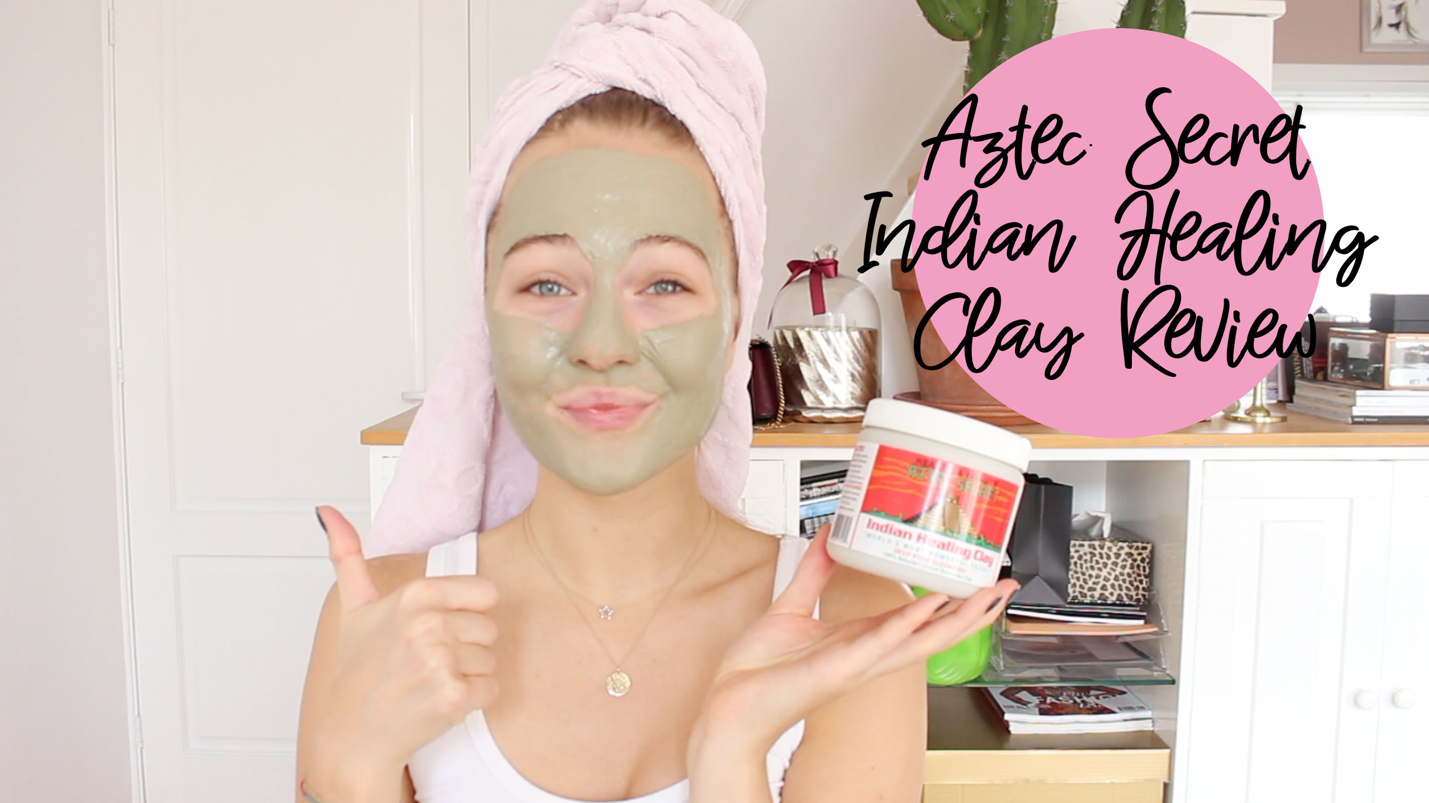 AZTEC SECRET INDIAN HEALING CLAY MASK REVIEW