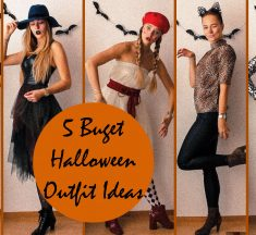 5 BUDGET HALLOWEEN OUTFIT IDEAS