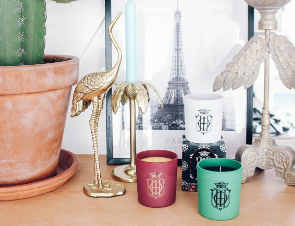 GET COZY: CANDLE INSPIRATION
