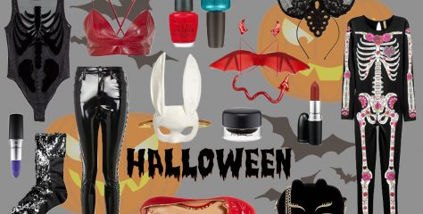 WHAT TO WEAR WITH HALLOWEEN