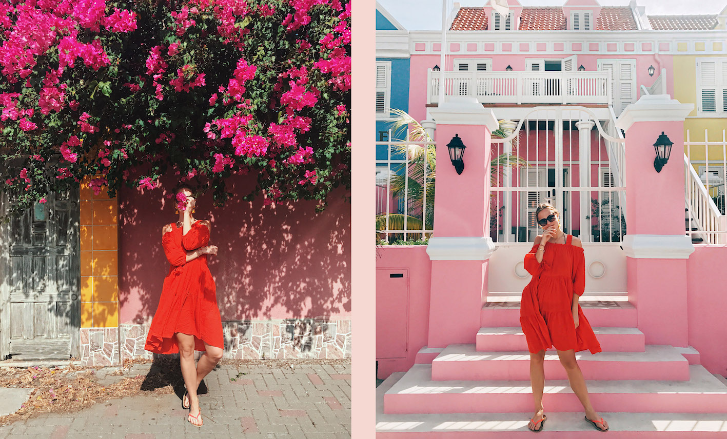 Floortjeloves, holiday, vacation, curacao, curacao instagram recap, instagram, instagram recap, travels, outfits, style, travel, curaçao