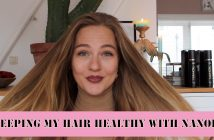 floortjeloves, nanoil, hair, haircare, healthy hair, how I keep my hair healthy