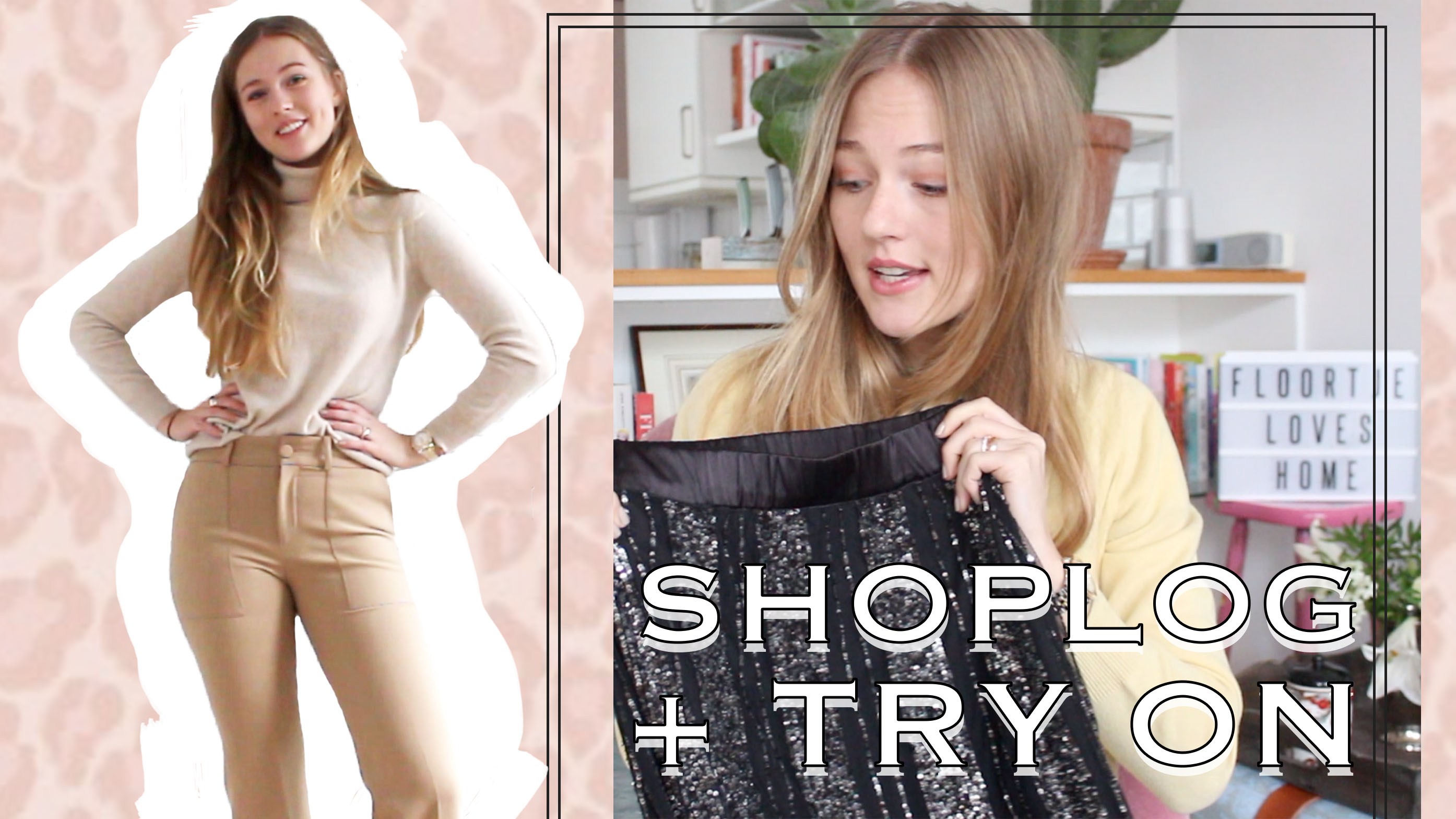 SHOPLOG + TRY ON, SALE SHOPPING