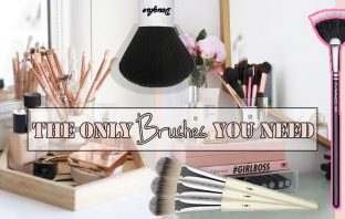 floortjeloves, brushes, make-up, makeup, makeup brushes, make-up brushes, the only make-up brushes you need