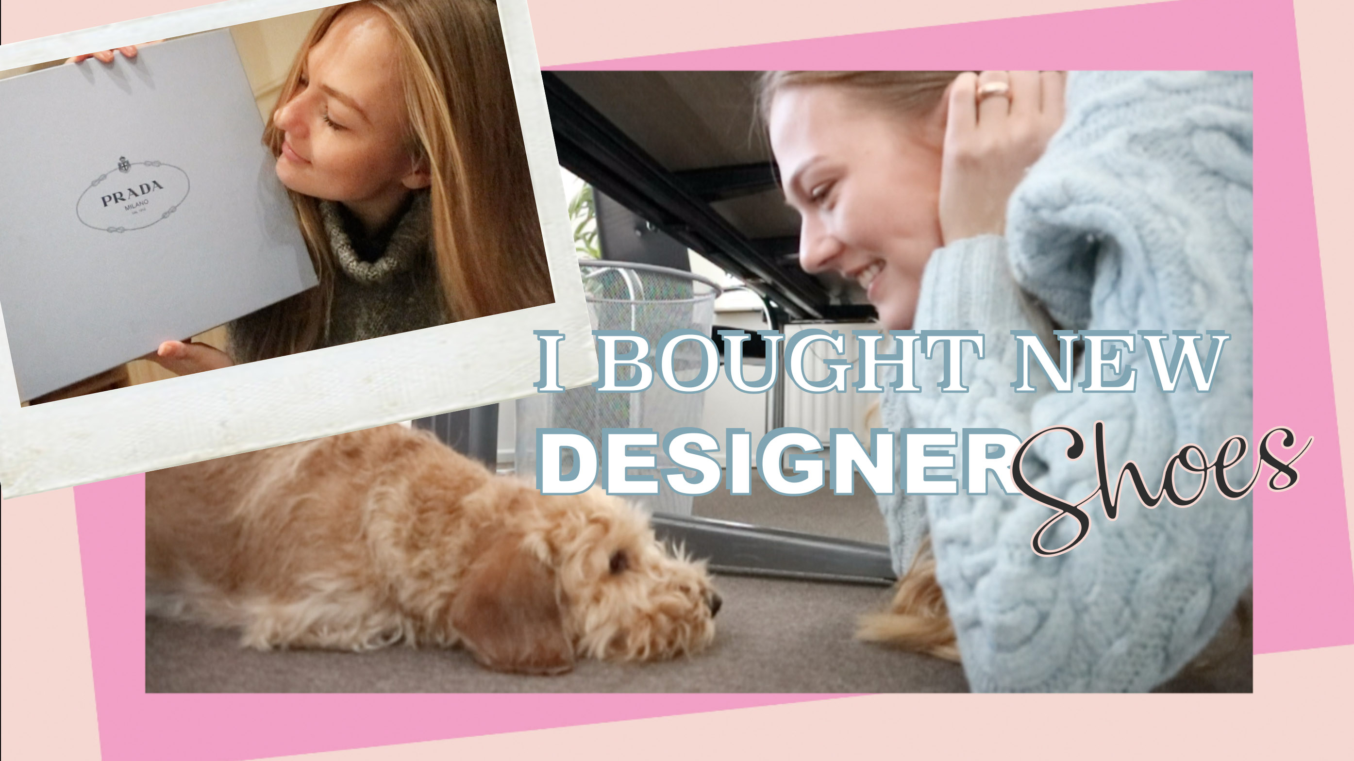 I BOUGHT NEW DESIGNER SHOES – WEEKVLOG 66
