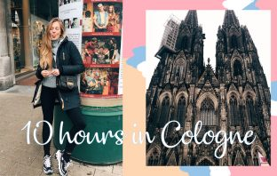 floortjeloves, cologne, köln, keulen, Amsterdam, blogger trip, 10 hours in cologne, 4711