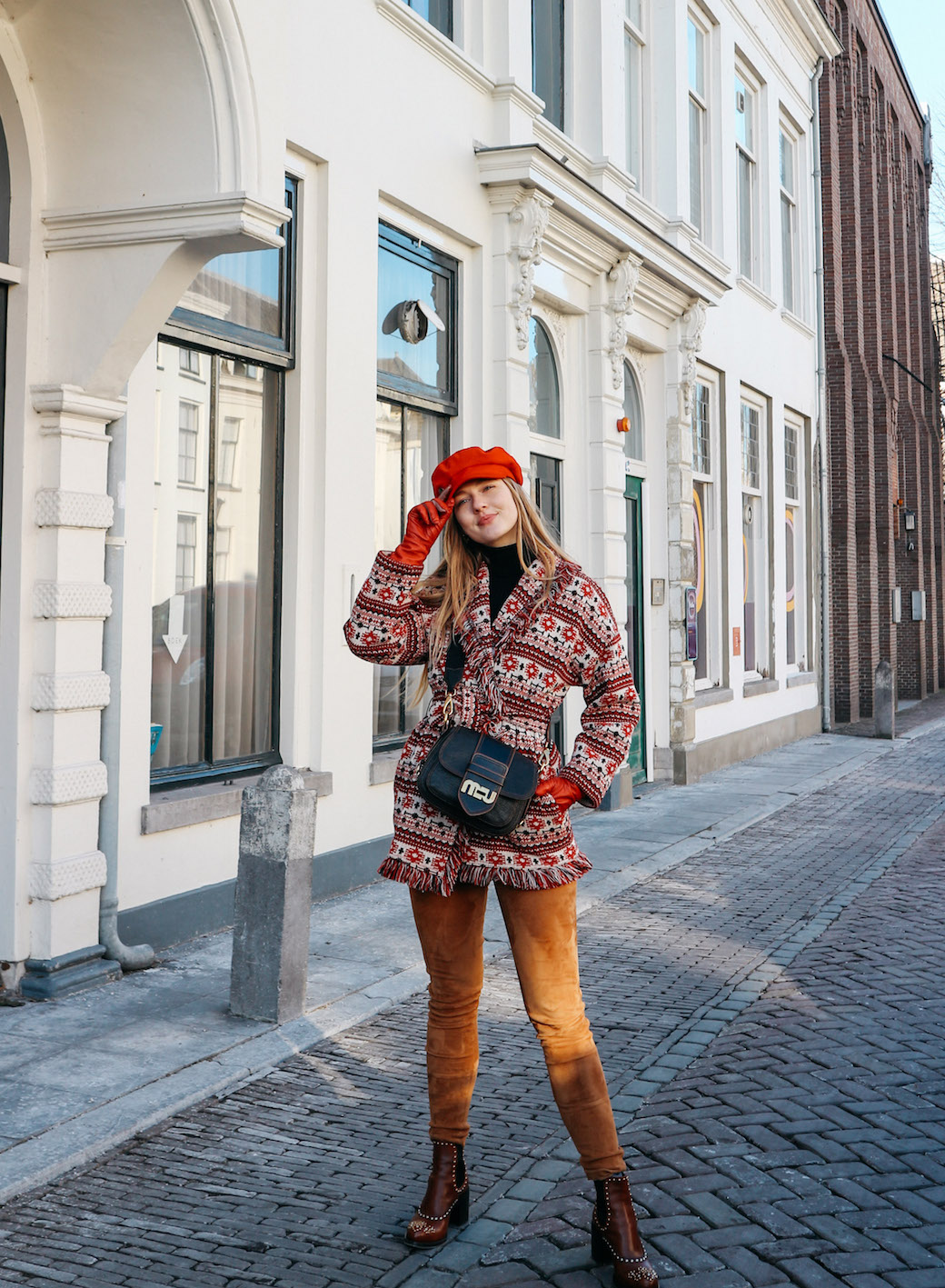 floortjeloves, zara, arma, arma leather, Prada, Prada boots, miu miu, miu miu bag, red cap, wolford, confident, tricks to be confident in any situation, tricks, tips, tricks to be confident, tips to be confident, networking