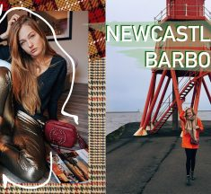 NEWCASTLE WITH BARBOUR – WEEKVLOG 75