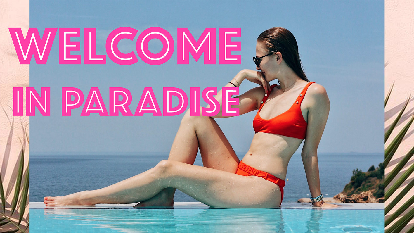 WELCOME IN PARADISE – WEEKVLOG 83