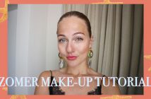 floortjeloves, make-up, makeup, make-up tutorial, makeup tutorial, tutorial, zomer make-up, zomer make-up tutorial, zomer makeup