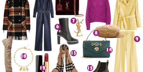 THESE ARE THE FALL MUSTHAVES