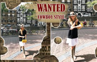 floortjeloves, wanted, cowboy, cowboys style, cos, nubikk, jw Anderson, j.w. Anderson bag