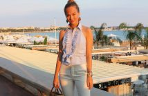 floortjeloves, sunset, sunset in blue, blue blouse, pauw, Michael kors, Michael kors bag, tory burch, je suis flore, zara