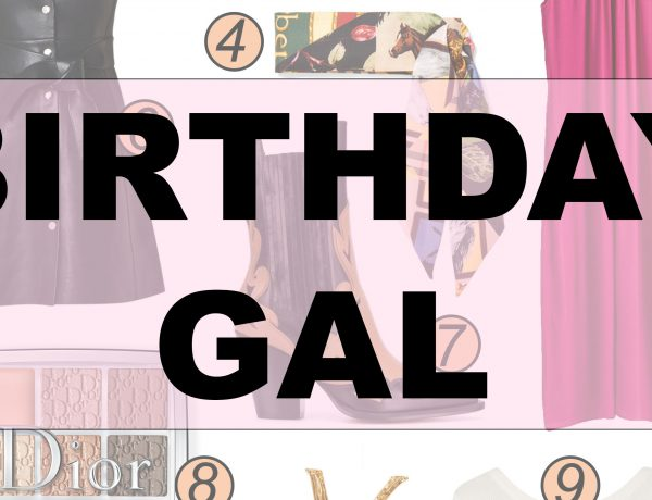 MY 24TH BIRTHDAY WISHLIST