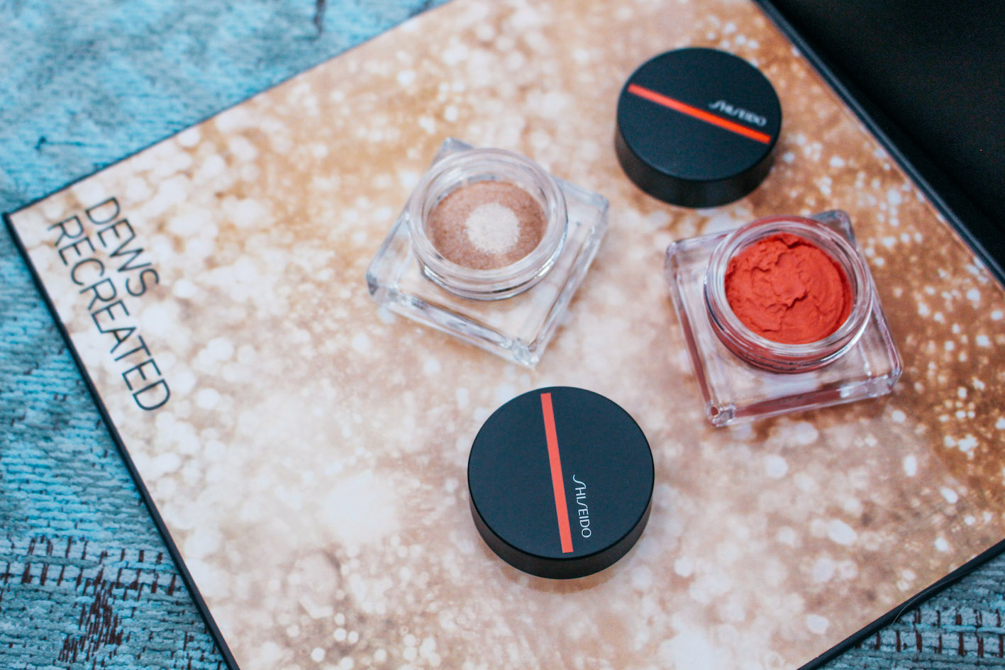 floortjeloves, shiseido, make-up, makeup, beauty, the new beauty experience, powders reinvented, inks redefined, gels rediscovered, dews recreated