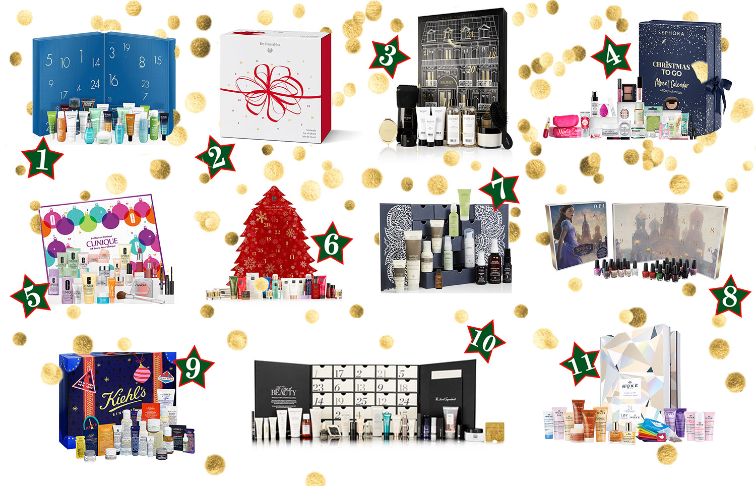 11 BEAUTY ADVENT CALENDARS YOU NEED TO CHECK