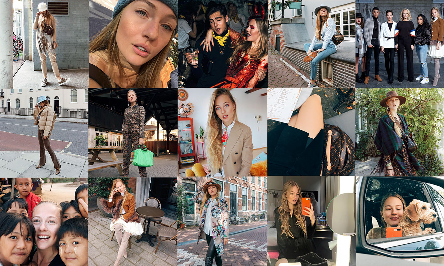 INSTAGRAM OUTFITS OCTOBER '18