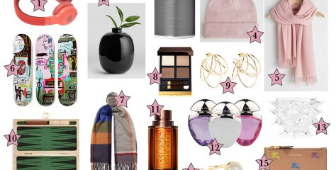 THE LOVER GIFT GUIDE
