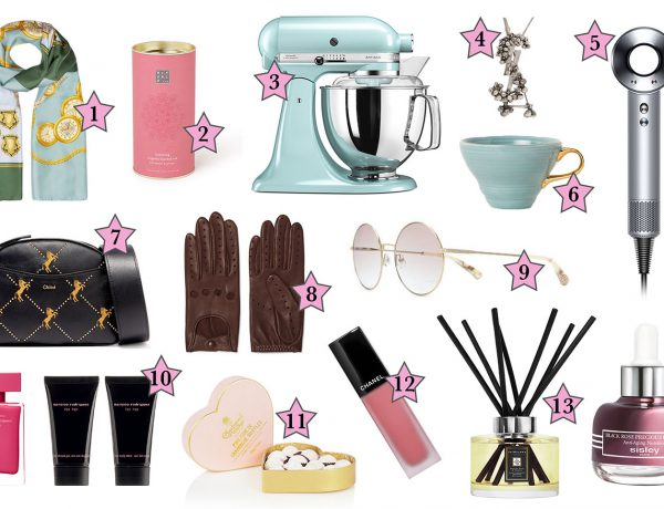 THE MOM GIFT GUIDE