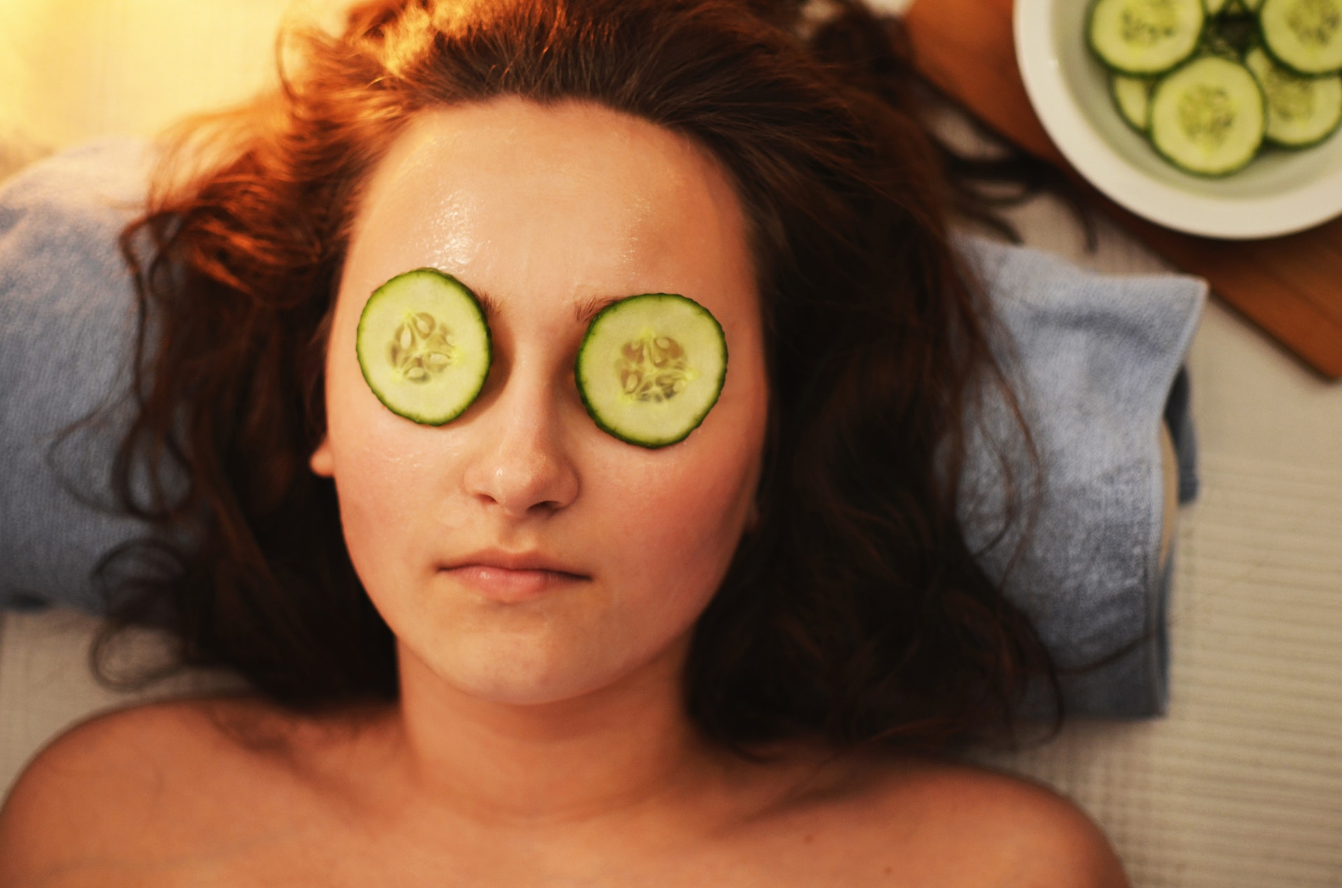 GET RID OF ACNE WITH HOMEMADE FACE MASKS